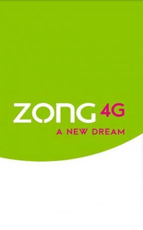 Zong Internet SIM 3 Months 3GB 3 GB for Rs. 1150