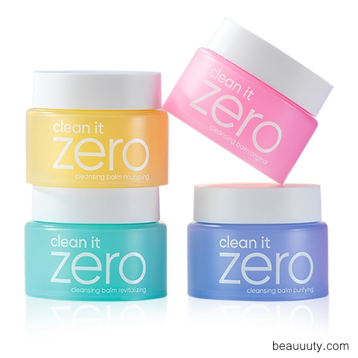 Clean it Zero Cleansing Balm New 100ml
