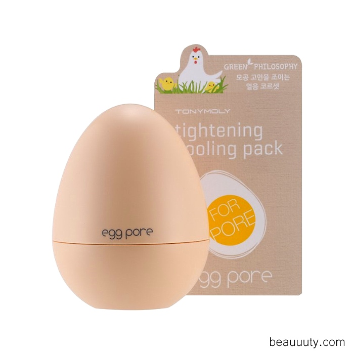 Egg Pore Tightening Cooling Pack 30g