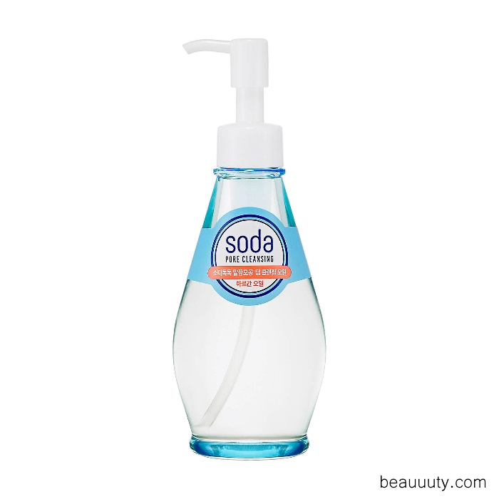 Soda Pore Cleansing Deep Cleansing Oil 150ml