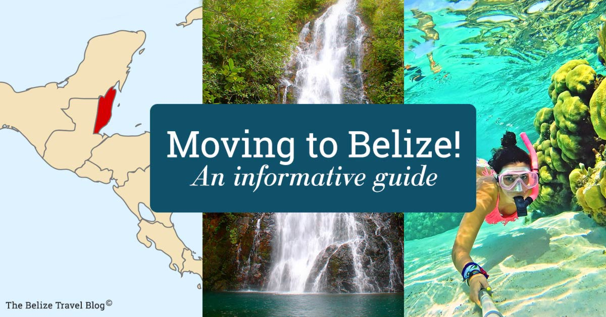 Moving To Belize Immigration Laws