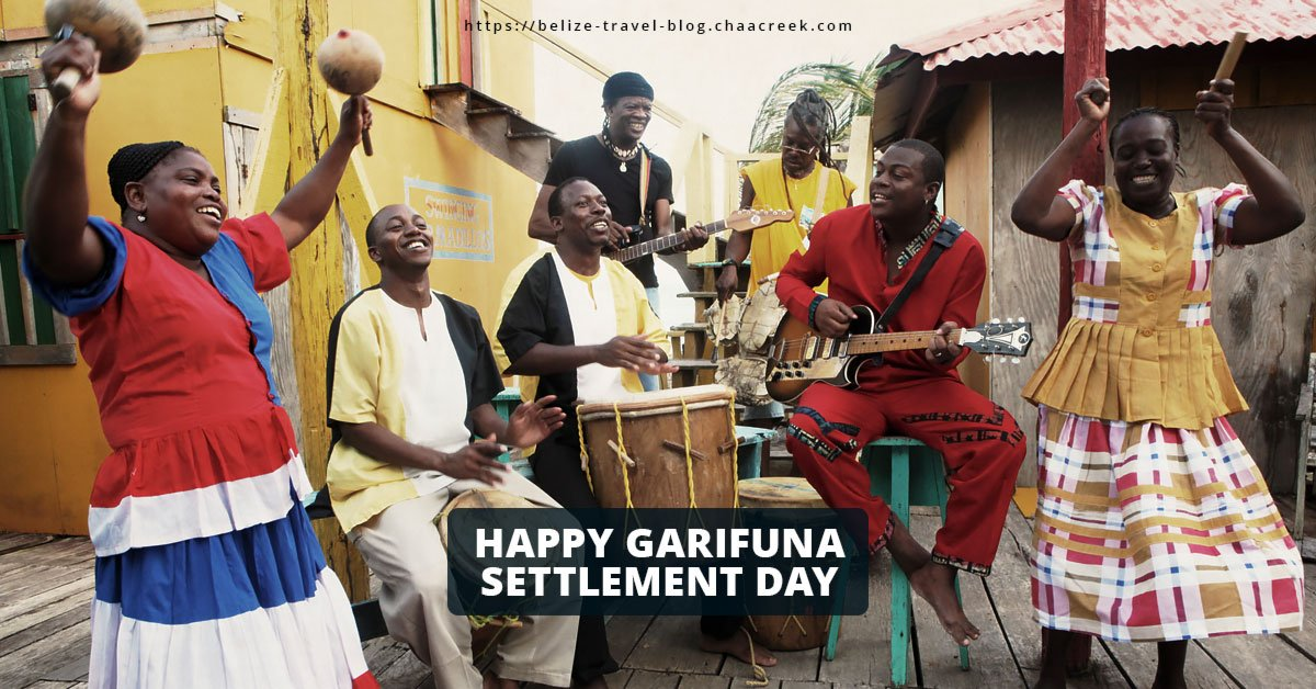 happy garifuna settlement day belize 2018