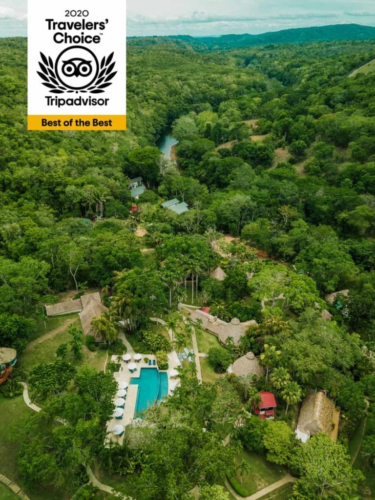 Belize's Chaa Creek awarded 'Best of the Best' by TripAdvisor's Traveler's Choice Award