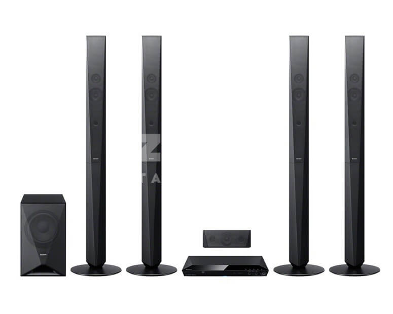 Blaupunkt SBW500 5.1 Channel Sound Bar Home Theater System