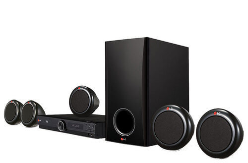 Sony DAV TZ145 Real 5.1 Dolby Digital Home Theater System
