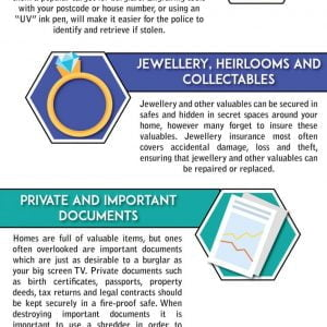 5 Items People Often Forget to Secure