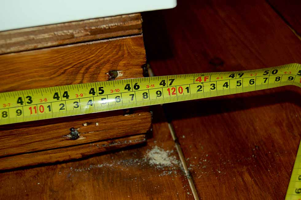 How-To-Fit-Skirting-Boards-Measure-For-Mitre