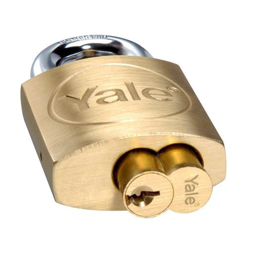 PD525 padlock with Core Half in