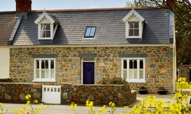 Repair-roof-Restored-extended-stone-cottage