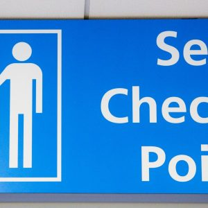 Hospital Signs, Directional Signs