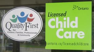 daycare licensed ontario
