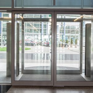 How to Pick Automatic Doors for your building?