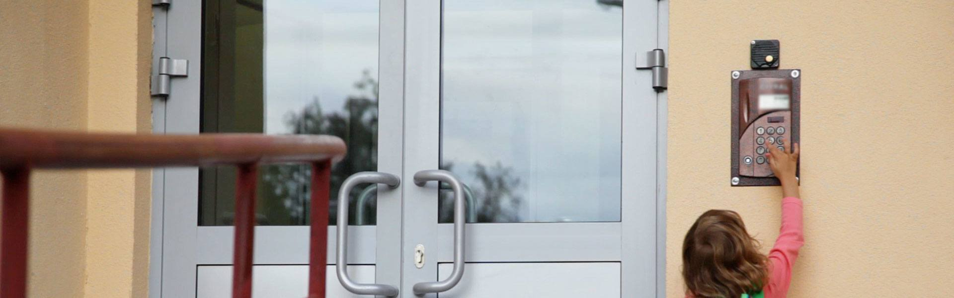 security products intercom systems