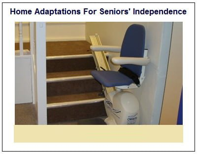 Home Adaptations For Seniors Independence HASI