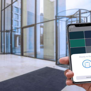 Stanley Security launches smartphone-based access system OneDoor