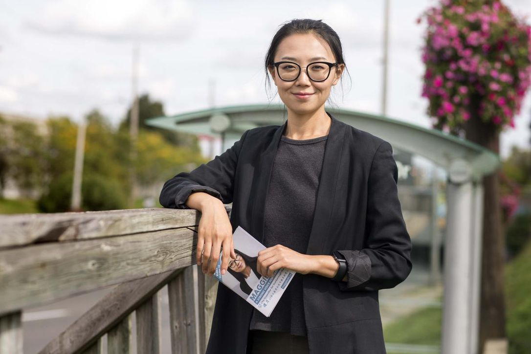 Maggie Chi, running for city council in Ward 23 Scarborough North, says creating programming for young people and seniors in their own first languages will be one of her goals if elected.
