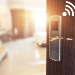 3xLOGIC adds Allegion wireless lock integration to infinias access control solutions