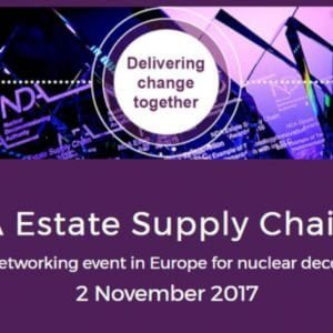 Quadrant Security Group exhibit at Europe's largest Nuclear Decommissioning Event
