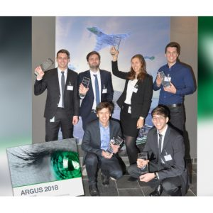"HENSOLDT awards ""Argus"" prize to students"