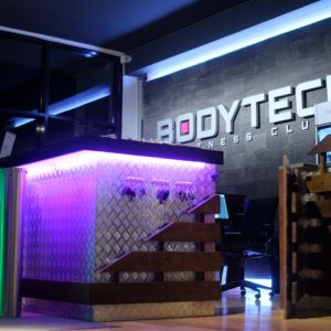 Bodytech Aruba deploys Boon Edam turnstile to ensure 'members only' access