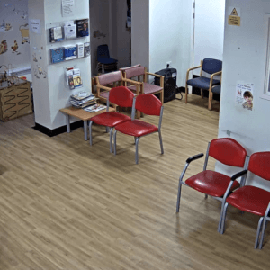 IPCCTV provides healthy solution for NHS Trust's security needs