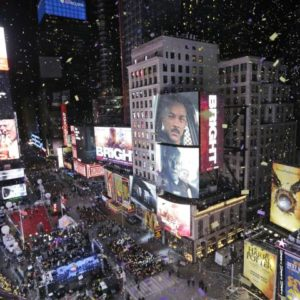 NYPD to use drone for first time in Times Square New Year's Eve security - National