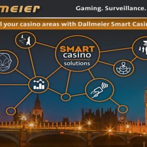 Dallmeier presents technologies for gaming, surveillance and marketing at ICE London 2019