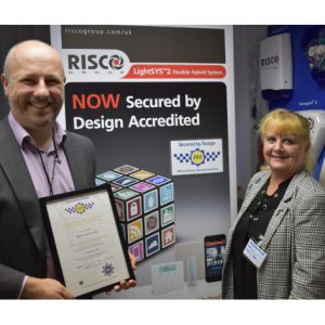 RISCO Group gains Secured by Design Accreditation for RISCO Cloud and LightSYS 2