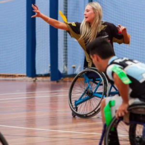 Western Sydney Airport Recruits Wheelchair Rugby Players as Accessibility Consultants