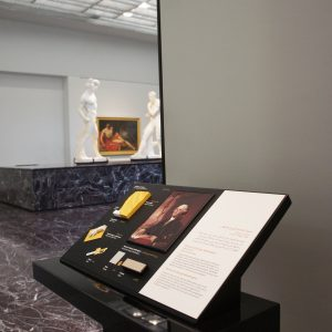 Sensory Devices to Access Art at the Louvre Abu Dhabi Museum