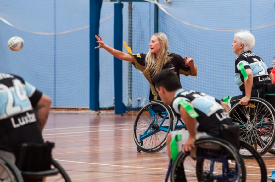 NSW Wheelchair Rugby League
