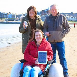 St Andrews and North East Fife to benefit from Accessibility Destination App