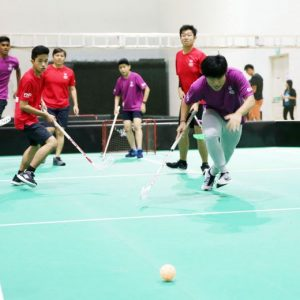 Sports Push in Schools and Disability Centers