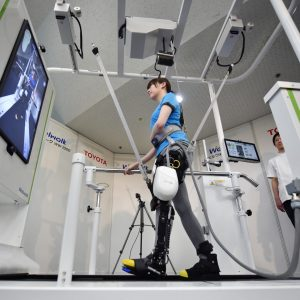 Assistive Robotics to be Showcased During Tokyo Summer Olympics