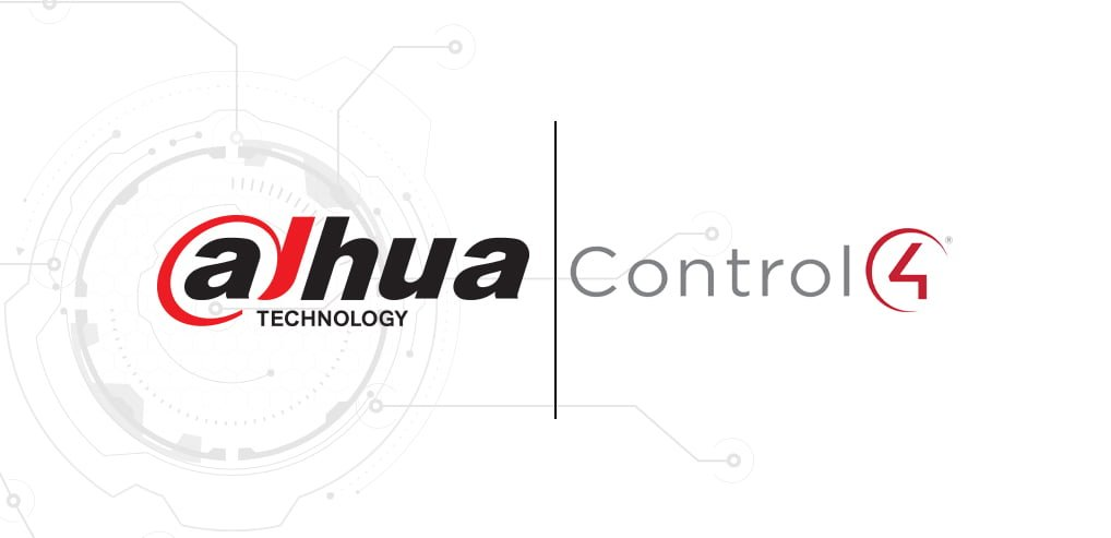 Dahua Technology's Product Integration with Control 4 Announced at ISC West – Dahua North America