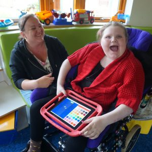 Using Assistive Technology to it's full Potential for Children in Hospices