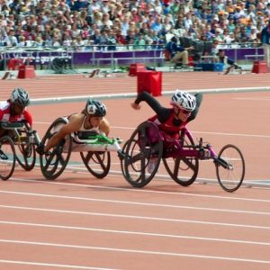 Spotlighting the 'Abilities' in 'Disabilities':  How Sports is Making SDGs a Reality