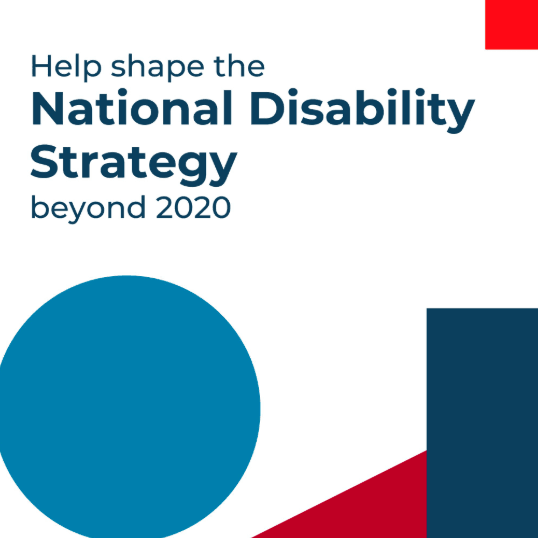 Consultation Underway for The National Disability Strategy