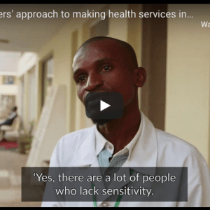 Sightsavers' Approach to Making Health Services Inclusive for Everyone