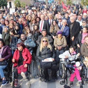 Turkey's First Mayor with Disability Aims to Improve Lives of Persons with Disabilities