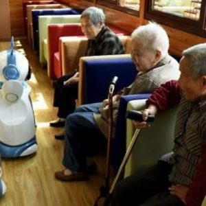 South Korea Focuses on Developing Robotic Healthcare