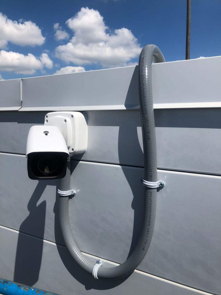 Security Camera System for Brose in Canada