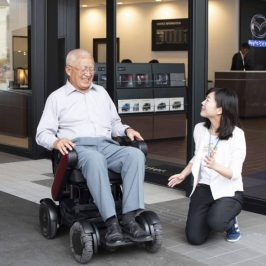 Japan Focuses on Innovation to Empower Elderly Drivers