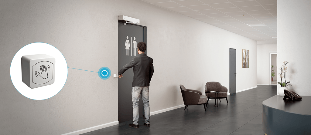 Automatic doors and touchless switches: For when hygiene matters most