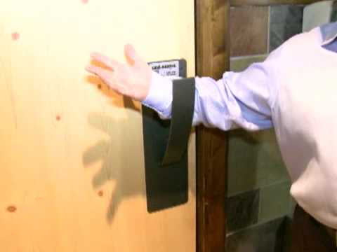 YouTube New Door Handle Improves Sanitation