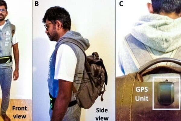 Intel and AI Developer Create Backpack That Helps Navigate Persons with Visual Impairment