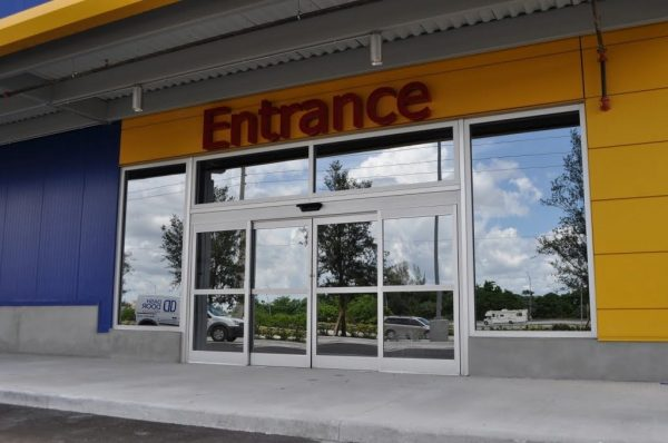 record 5400 series automatic hurricane impact rated sliding door 287