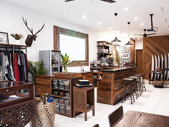 BGS Bali DRM- Surf Shop & Coffee Bar