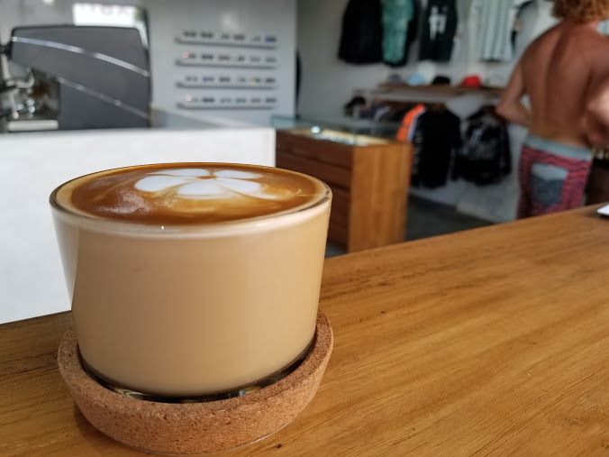 Is This The Best Almond Milk Latte in Bali? 1