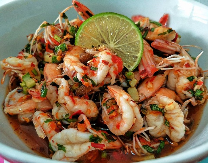 udang spicy sweet sour